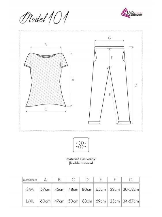 3b9f1dd7cf31c9 ... Model 101 piżama – seksi i zmysłowo każdego dnia Kliknij, aby powiększyć
